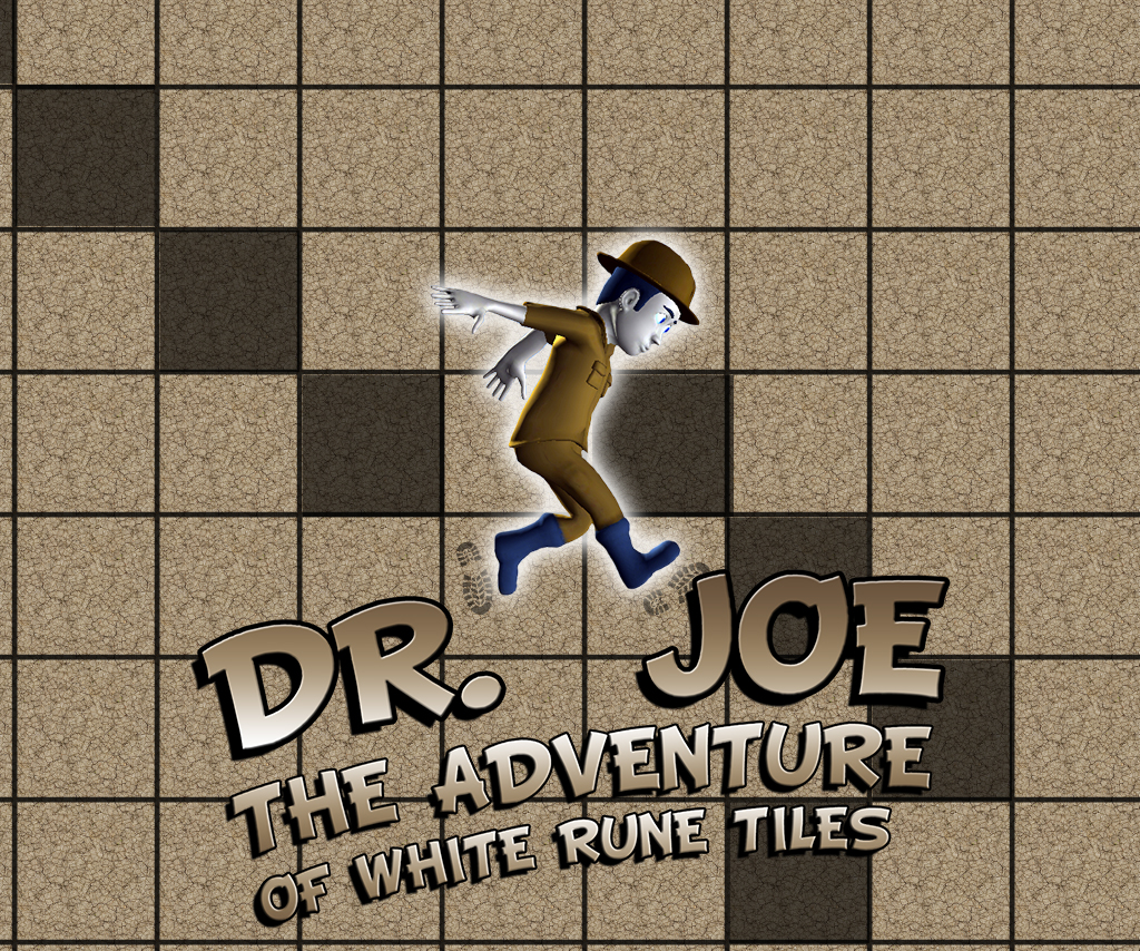 DR. Joe The Adventure of White Rune Tiles